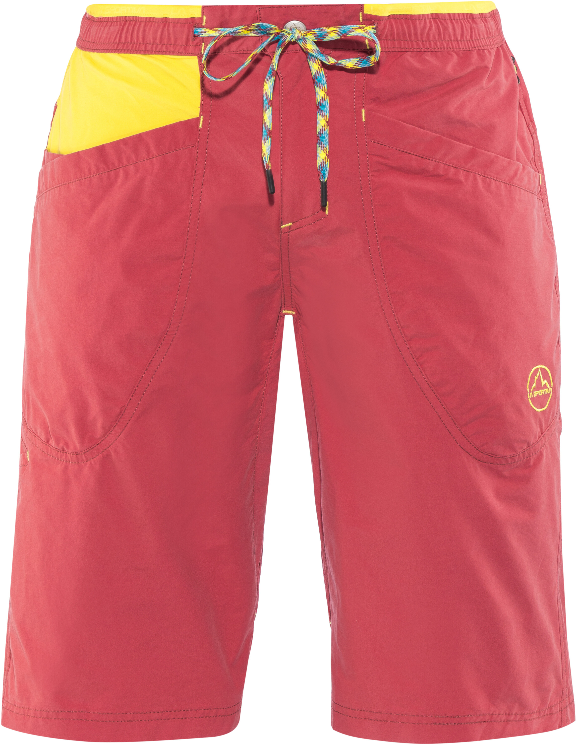 8382dca17f La Sportiva Leader Shorts Men red at Addnature.co.uk